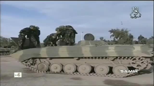 قدرت نیروی ویژه الجزایر