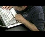آموزش تعمیرات سخت افزار کامپیوتر لپ تاپ تعویض کیبرد DellInsp