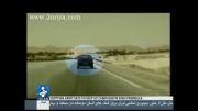 دستگیری راننده 14 ساله در آزاد راه