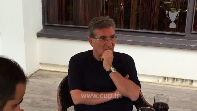 مصاحبه برانکو؛ رابطه با کرانچار