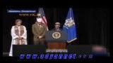 اتفاقی عجیب !! تلاوت قرآن در حضور باراك اوباما رئیس جمهور امریكا