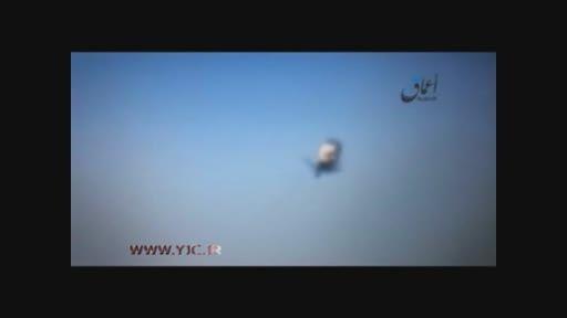 این تصویر داعش را مدعی سرنگونی هواپیمای روسی کرد!