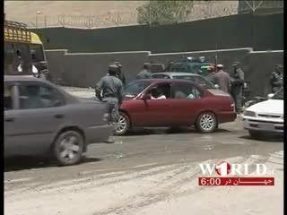 عامل انتحاری داعش با لباس زنانه دستگیر شد