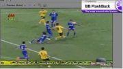 صحنه مشکوک داوری استقلال - سپاهان