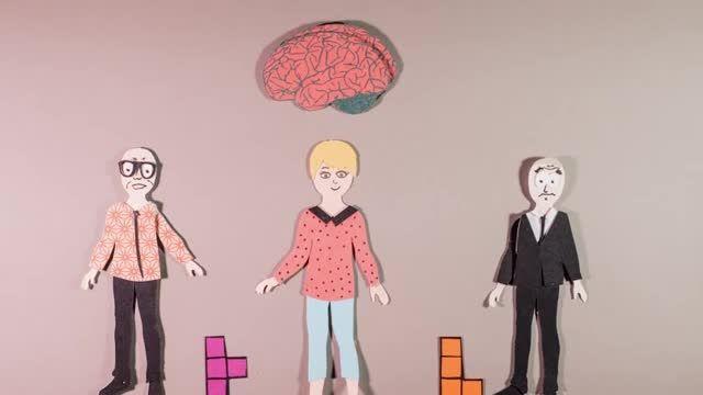 تأثیر مثبت بازی تتریس روی مغز