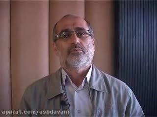 مصاحبه ریاست هیات سوارکاری استان گلستان