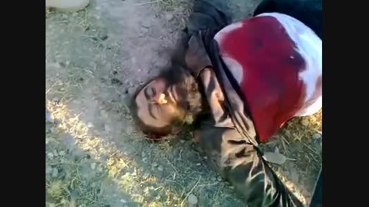 کشته شدن فرمانده داعشی توسط پیشمرگه -موصل-عراق-سوریه