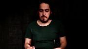 تک نوازی سنتور سیاوش کامکار برای استاد اردوان کامکار
