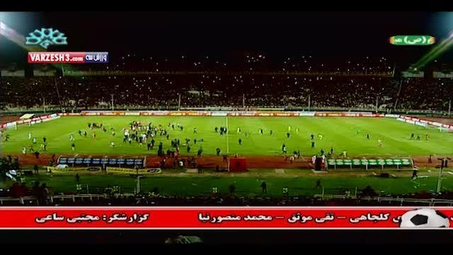 عجیب ترین اتفاق تاریخ لیگ !!!