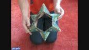 طرز ساخت مکعب جادویی که به شکل های مختلف تبدیل میشه