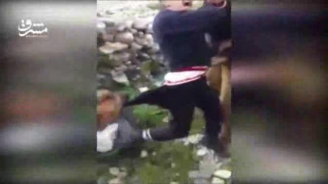 حمله یک داعشی اسرائیل به نوجوان فلسطینی