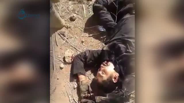 جنگجویان داعش در سوریه