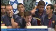 حقیقت تصاویر یهودی بودن لیونل مسی و تیم بارسلونا