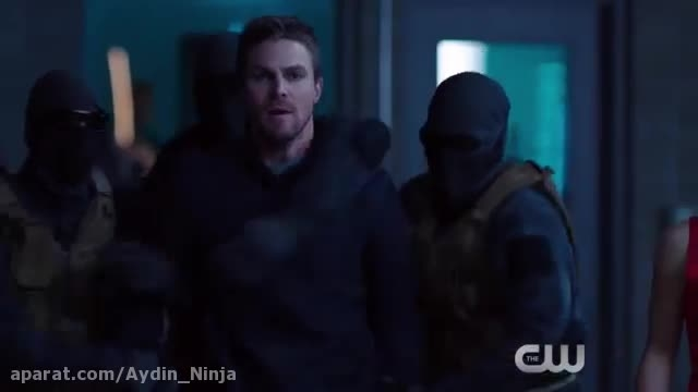 تریلر قسمت نهم فصل چهارم ارو (Arrow)