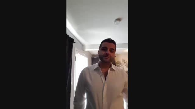 معرفی پارسا نمازی، یکی از بنیان گذاران tahaatori.com