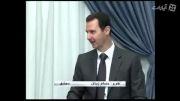 در دیدار بشار اسد و لاریجانی چه گذشت