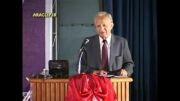 سخنرانی دکترخدادوست در دانشگاه علوم پزشکی شیراز