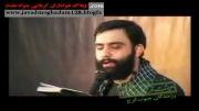 شعرخوانی زیباجواد مقدم درمدح امام حسین(ع)در رزمندگان اسلام