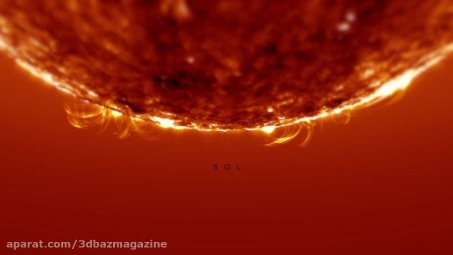 شبیه سازی واقعی خورشید شبکیه چشم شما را آزار خواهد داد