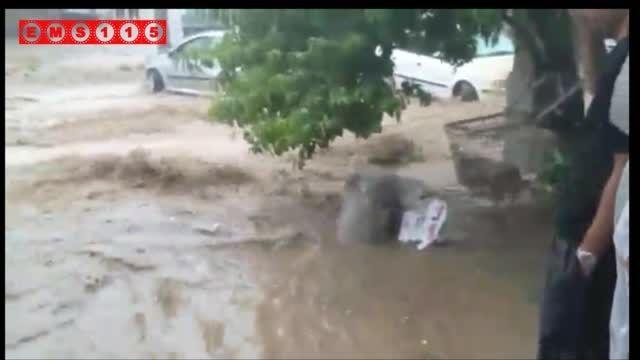 بارندگی و سیلاب در  شمال کشور