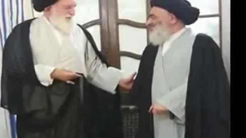 سخنان امام خمینی در مورد اهانت به مراجع