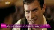 انتخاب کیوانچ به عنوان بهترین بازیگر مرد سال