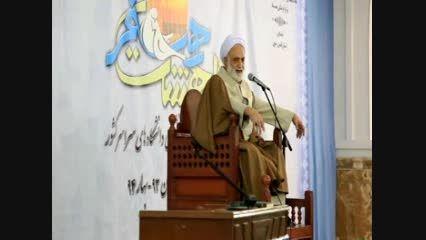 جملات کلیدی حجت الاسلام قرائتی درباره اهمیت دعابرای نسل