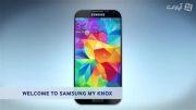 گلکسی اس 6 سامسونگ در ویدئو تبلیغاتی KNOX