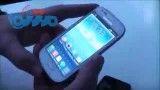 ویدیو گلکسی اس 3 مینی (Galaxy SIII mini)