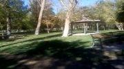 پارک زیبای مولوی کرد سقز