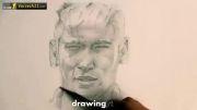 نقاشی چهره نیمار