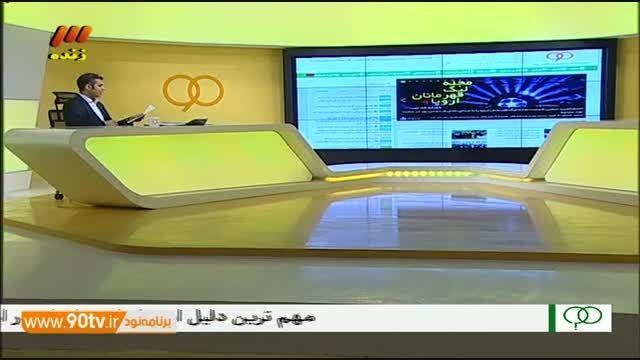 جوابیه رویانیان به اتهامات و بدهی های ژوزه (نود 18آبان)