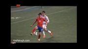 فیلم بازی ایران و کره جنوبی و صعود ایران به جام جهانی 2014