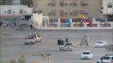 تعقیب کردن جوان بحرینی و له کردن آن