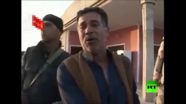 استقبال مردم تکریت از ارتش و نیروهای مردمی عراق 2