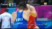بازی های آسیایی؛ پیروزی یزدانی در مرحله نیمه نهایی