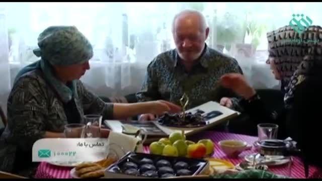 داستان زندگی تنها مجری محجبه روسیه (بخش اول)