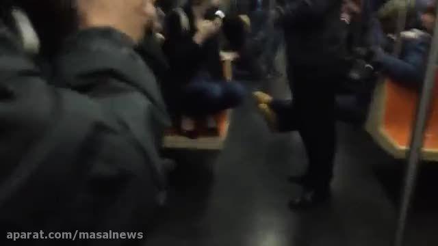 متروی نیویورک و موش هایش