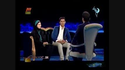 رییس شبکه سه سیما به خاطر برنامه ماه عسل توبیخ شد