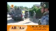 عملیات انهدام مخفی گاه عناصر داعش در غرب بغداد