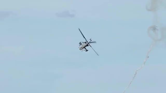 AH-1Z Viper : انهدام اهداف و مقابله با دوش پرتاب