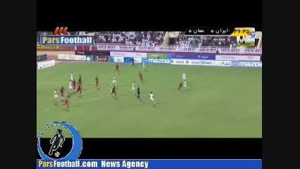 فیلم | طلسم 14 ساله ایران مقابل عمان نشکست | عمان 1-1 ا