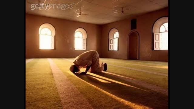 زییاترین دعایی که هر شنونده ای را به گریه می آورد