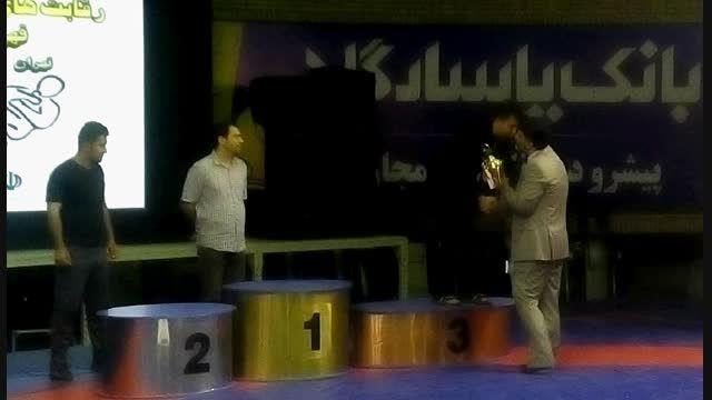 مسابقات قهرمانی گراپلینگ فدراسیون کشتی ایران