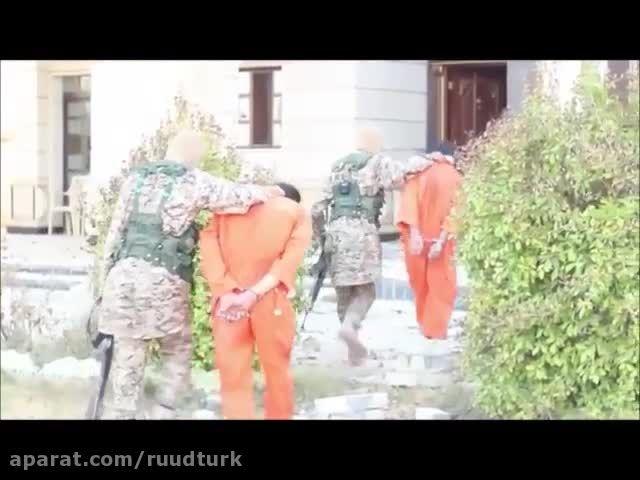 جدیدترین و وحشیانه ترین روش داعش برای آدمکشی