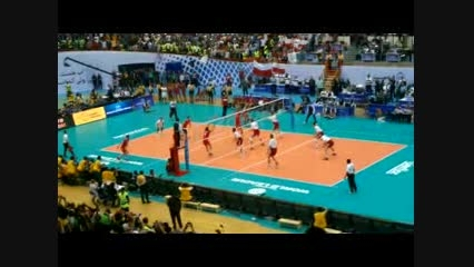 آخرین امتیاز بازی اول ایران و لهستان