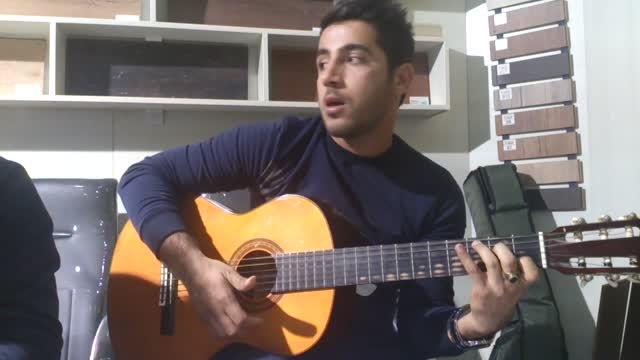 آهنگ اسیمه سر از استاد محمد اصفهانی توسط مهدی محمودی