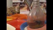 نقاشی در بطری