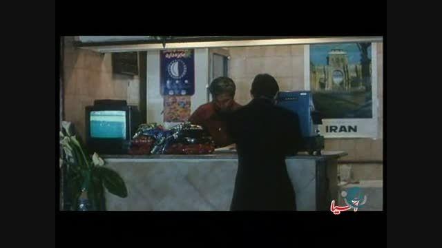 """سکانسی خوشمزه با هنرمندی """"بهزاد فراهانی"""""""