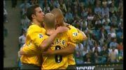 آرسنال 3-1 منچسترسیتی.......فصل 2006-2005
